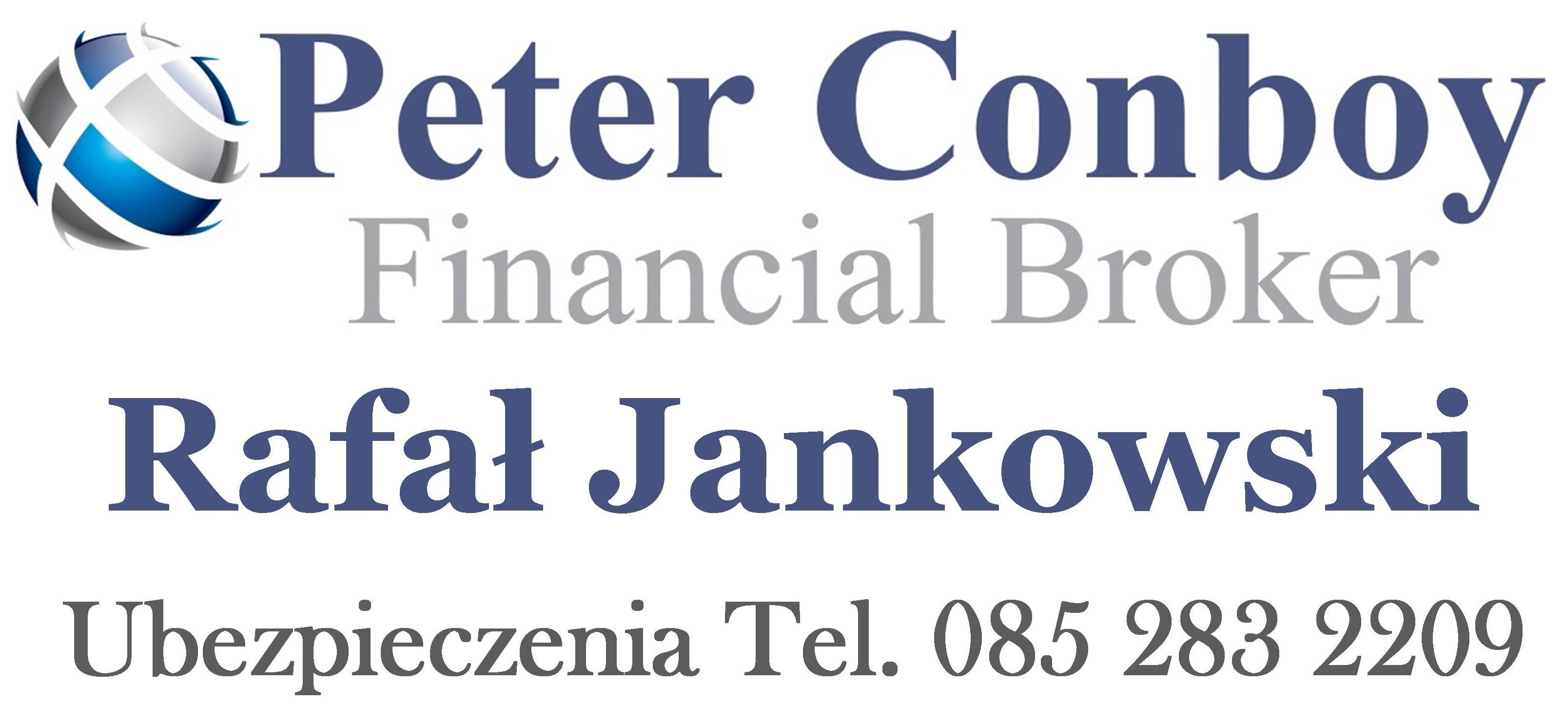 Rafal Jankowski Peter Conboy
